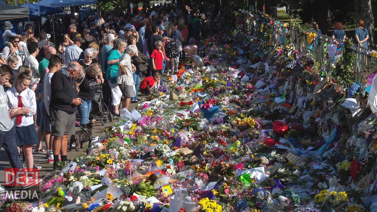 Attentat Christchurch Hd: Double Attentat à Christchurch : Les Funérailles Du