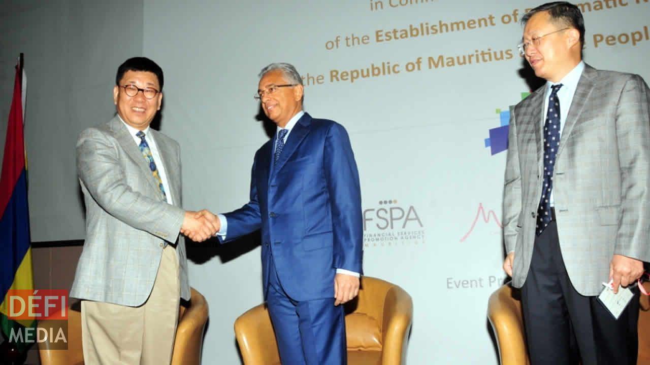 Le symposium a réuni mercredi une délégation de la Chine et les acteurs-clés mauriciens dans le monde des affaires.