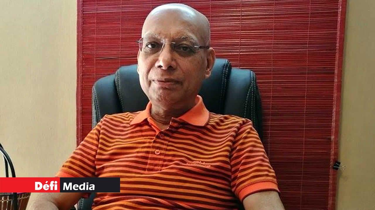 Dr Geeaneswar Gaya.
