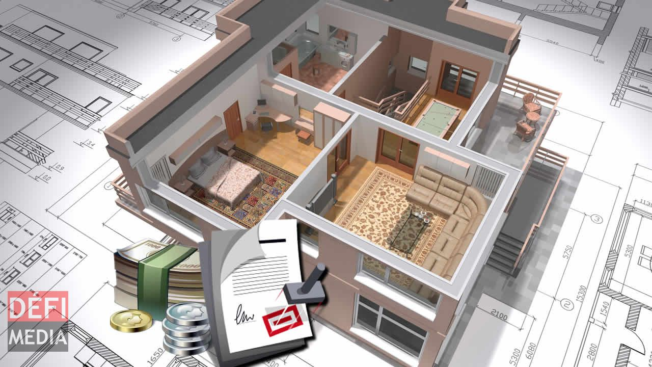 Infographie construire sa maison les permis les frais for Combien de temps pour obtenir un permis de construire