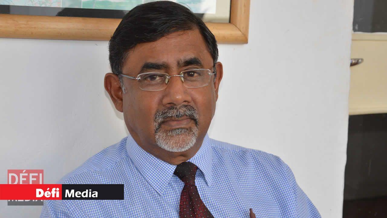 Ashok Radhakissoon