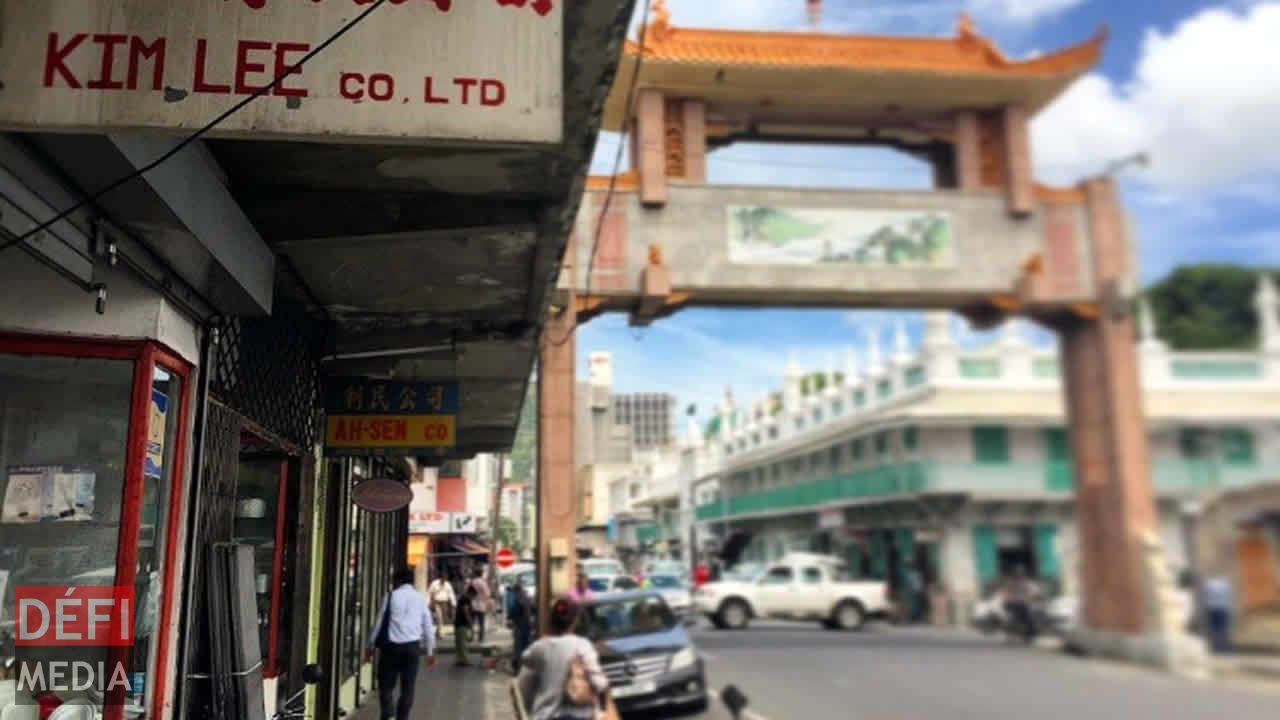 Balade à China Town.