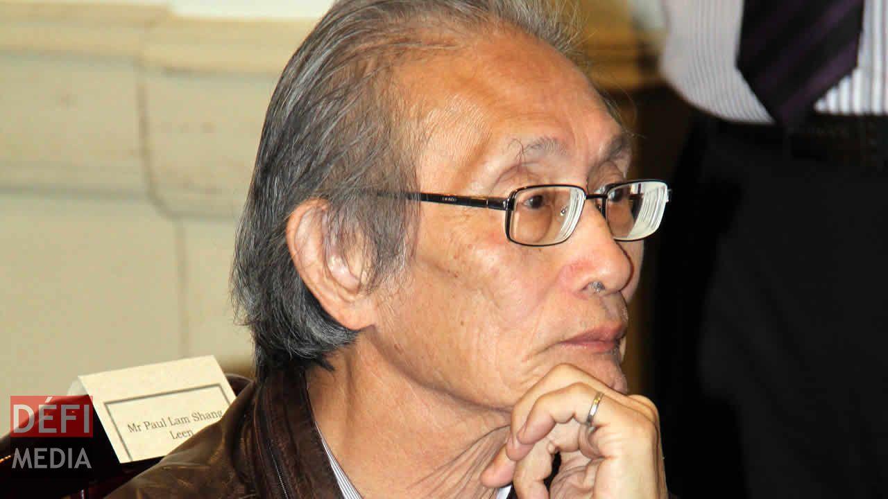 Paul Lam Shang Leen