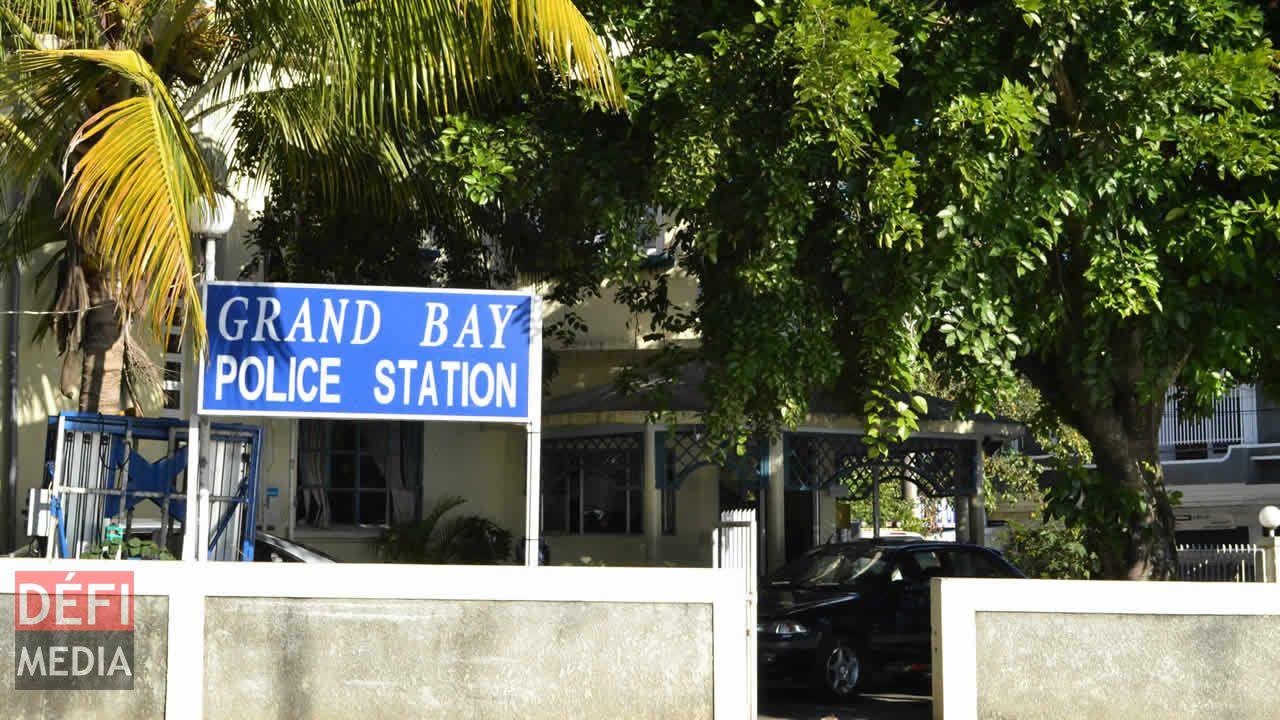 station-de-police-de-grand-baie