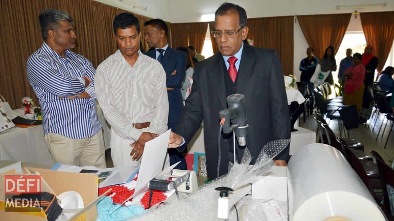 Le ministre Sunil Bholah