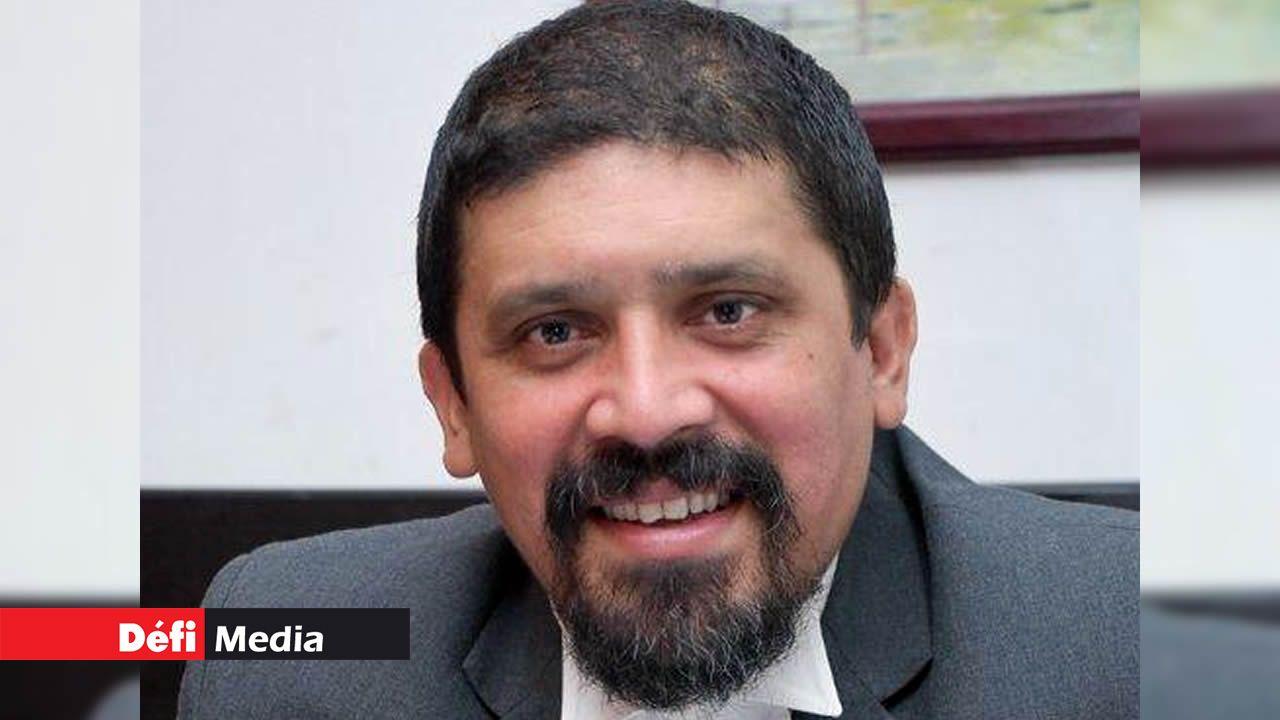 L'avocat Miguel Ramano.