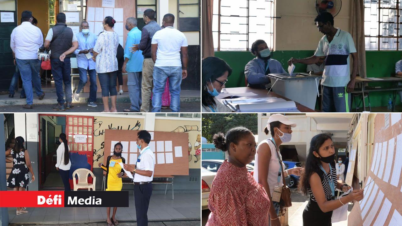 Elections villageoises