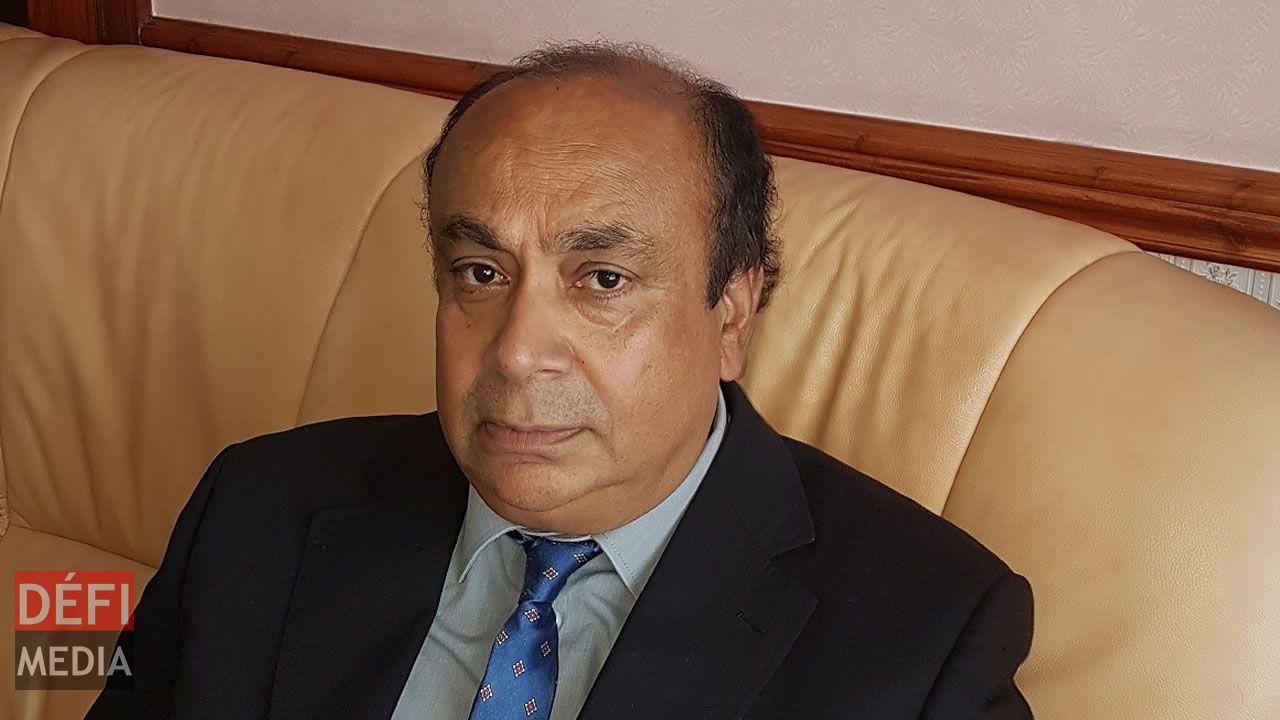Mahesh Seewoodhary