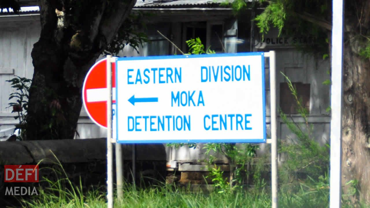 Moka Detention Centre