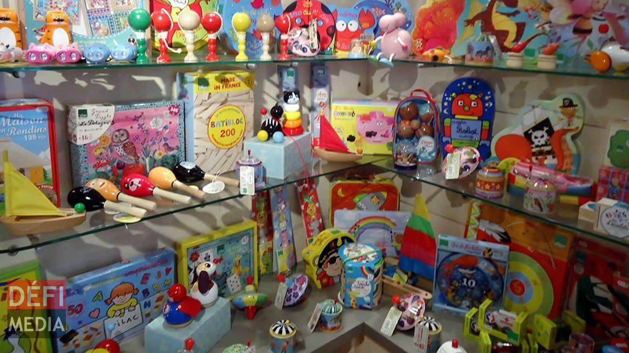 Vente de jouets