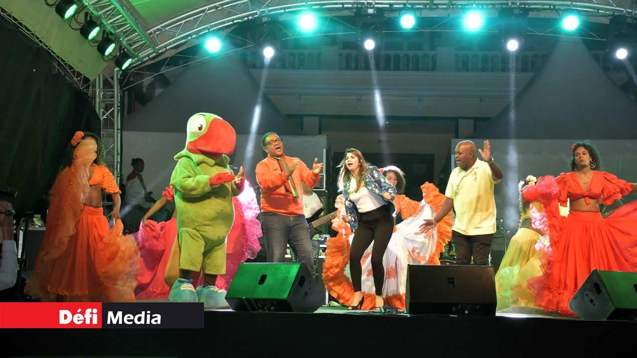 Concert 'Mobilizasion Moris 19' au Plaza samedi