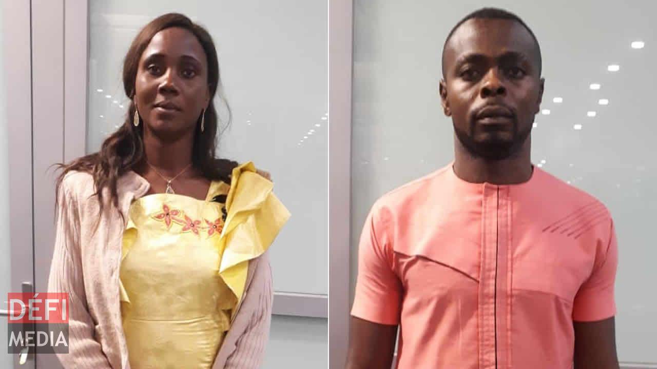 Fode Camara et Aissatou Lamaranaa Balde