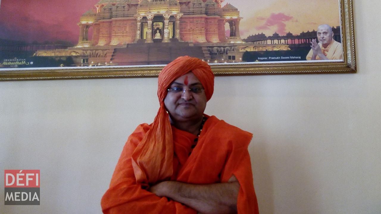 Dr Umakantanand Saraswati Ji Maharaj