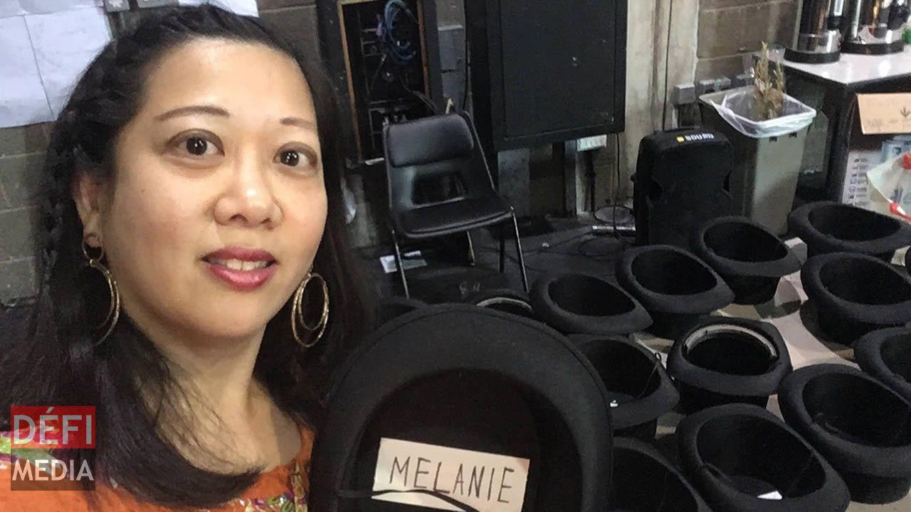 Mélanie Lam Cham Kee