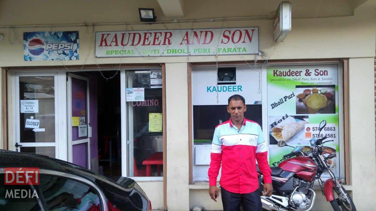 Ahmad Kaudeer