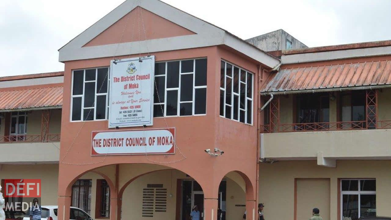 district council de moka