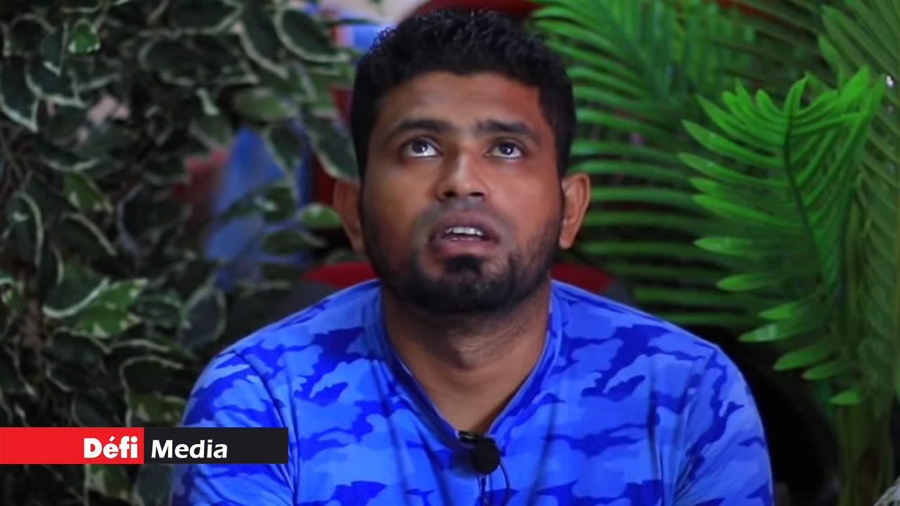 Vikash Ramlekha.