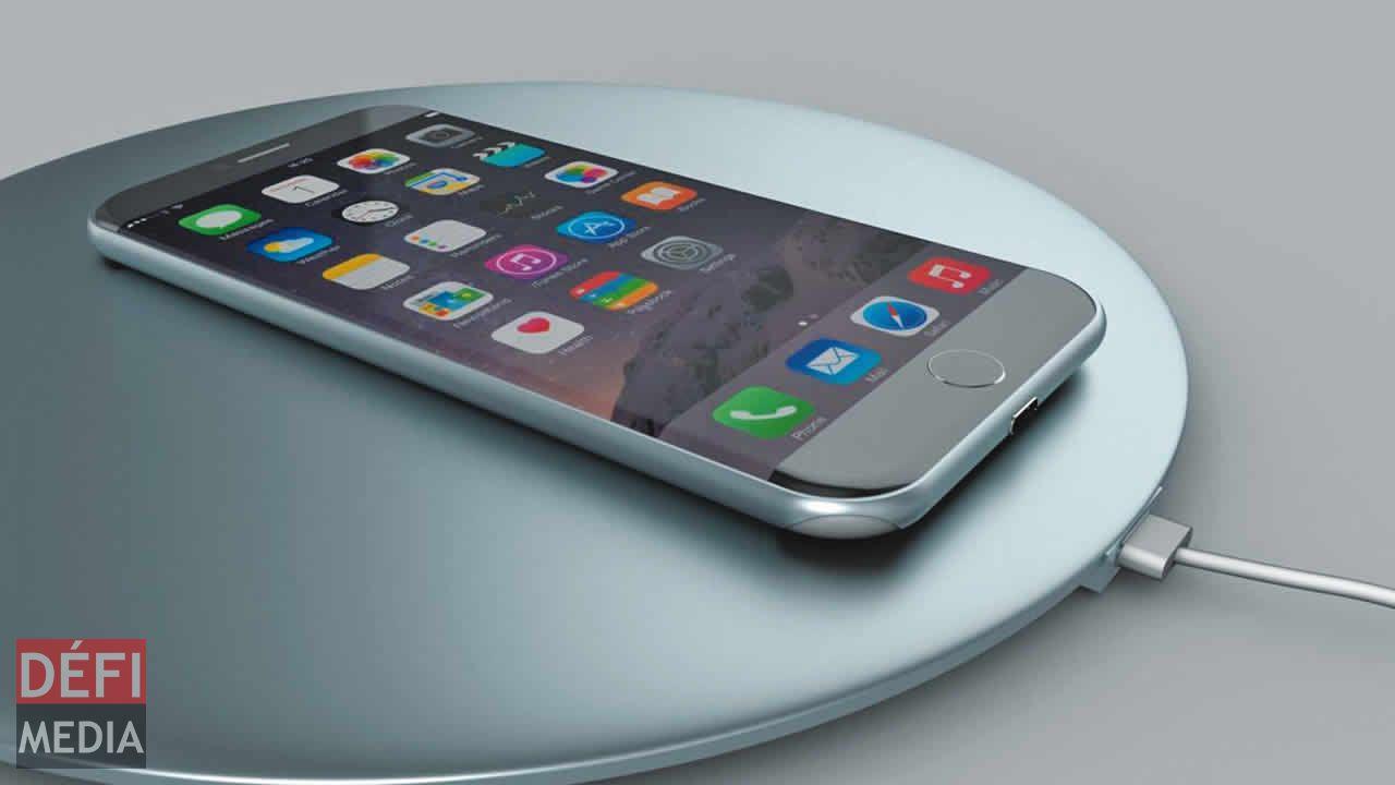 Iphone S Chargement Sans Fil