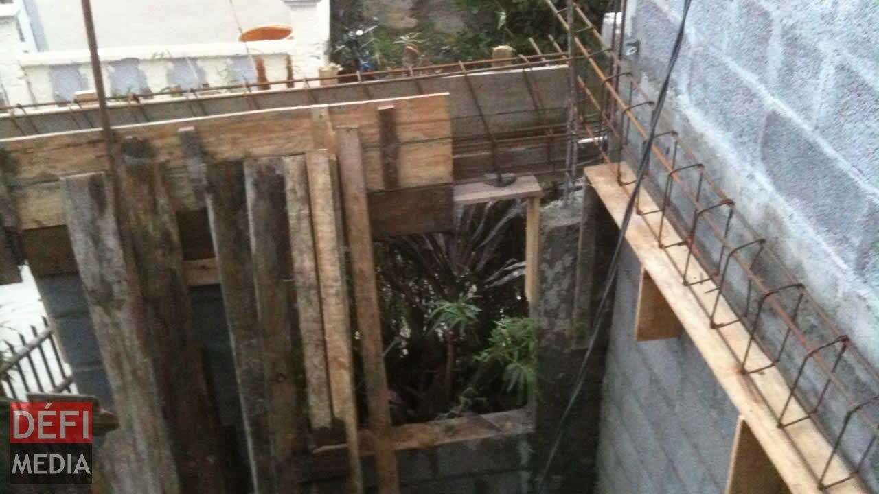 Projet de construction un couple obtient son permis du for Projet de construction
