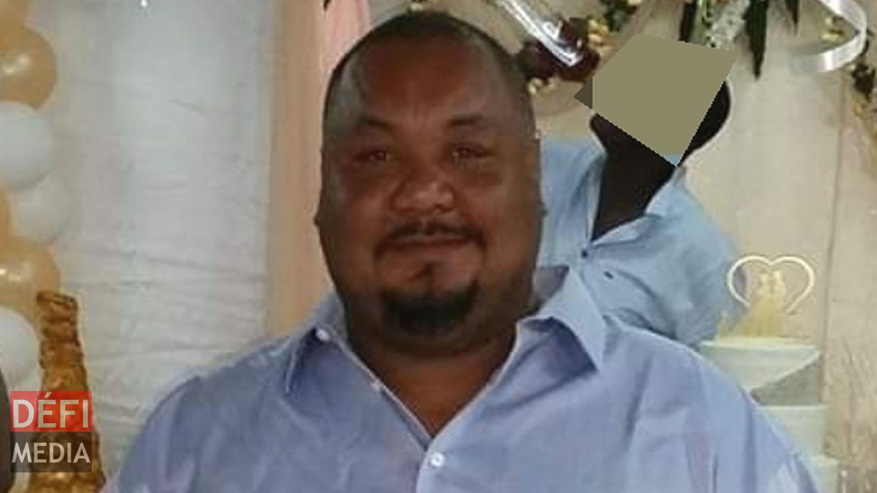 Roberto Begue, la victime.