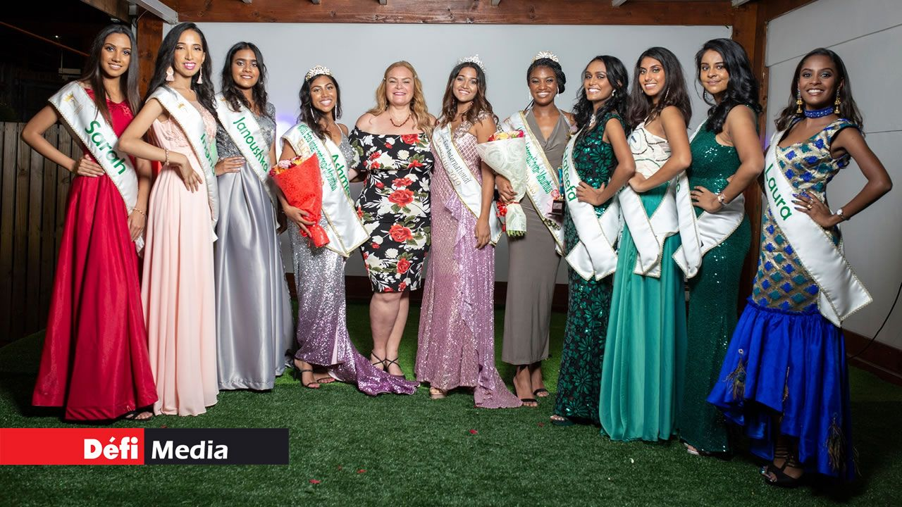 Miss Eco International Mauritius