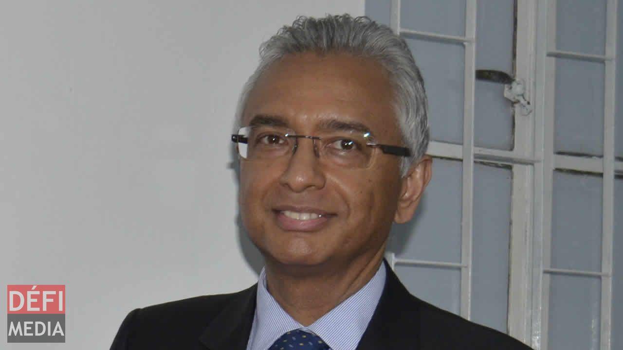 ... Pravind Jugnauth sollicite le secteur privé pour des projets publics