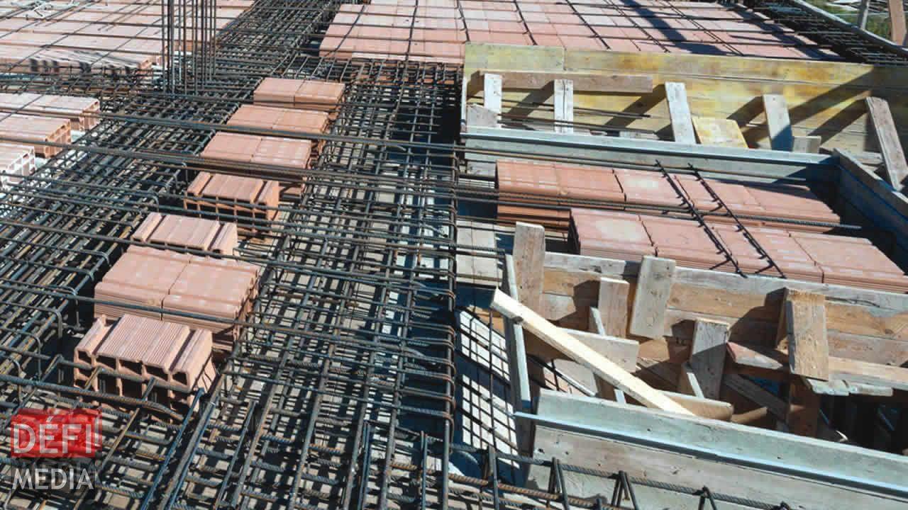 Mat riaux de construction les prix qui vont grimper et for Prix materiaux construction maroc