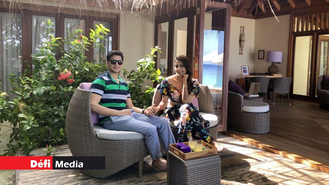 Aarti Chabria et Visharad Beedassy