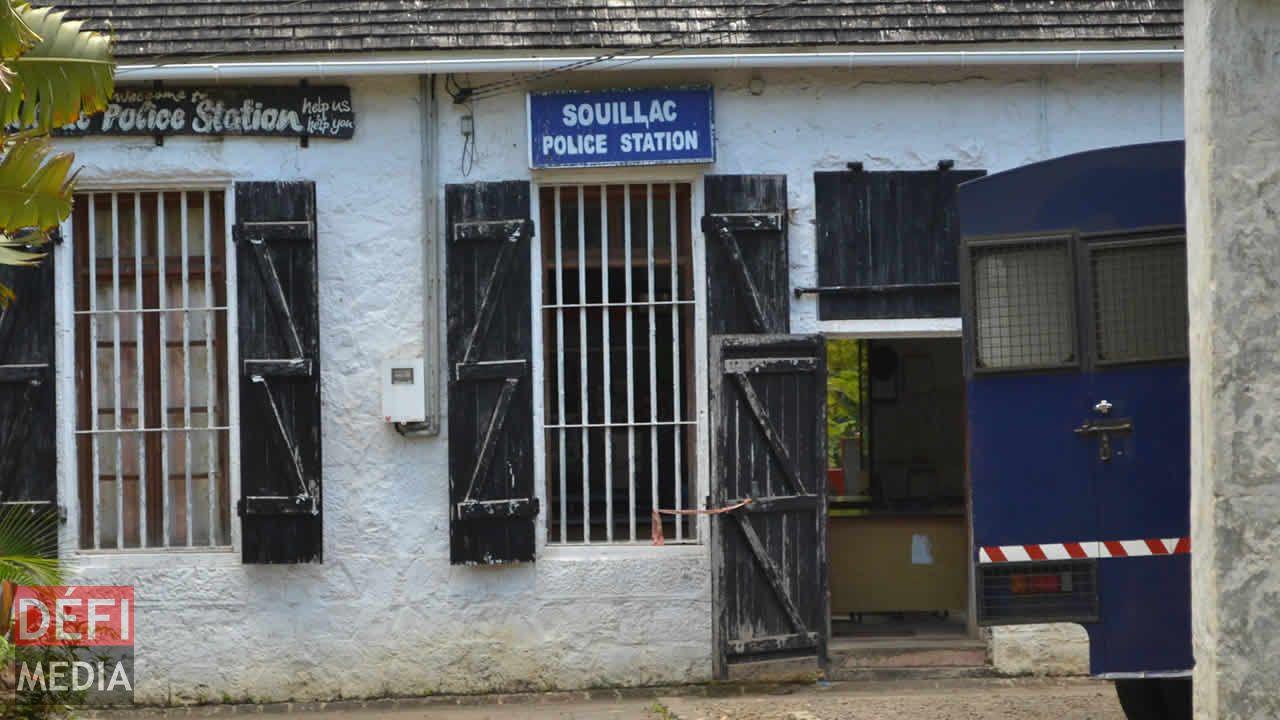 Poste de police de Souillac