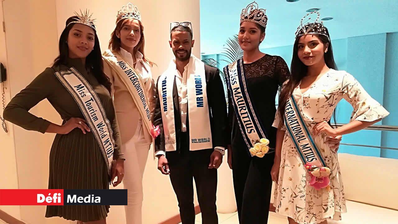 Comité de Miss Mauritius