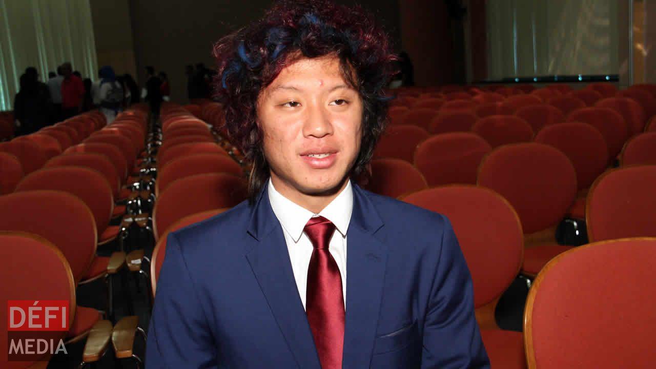 Jason Ah- Chuen.
