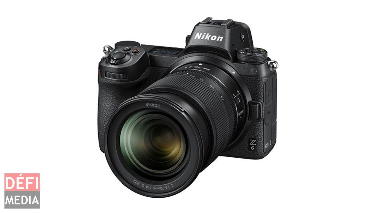 Nouveaux Nikon Z6 et Z7