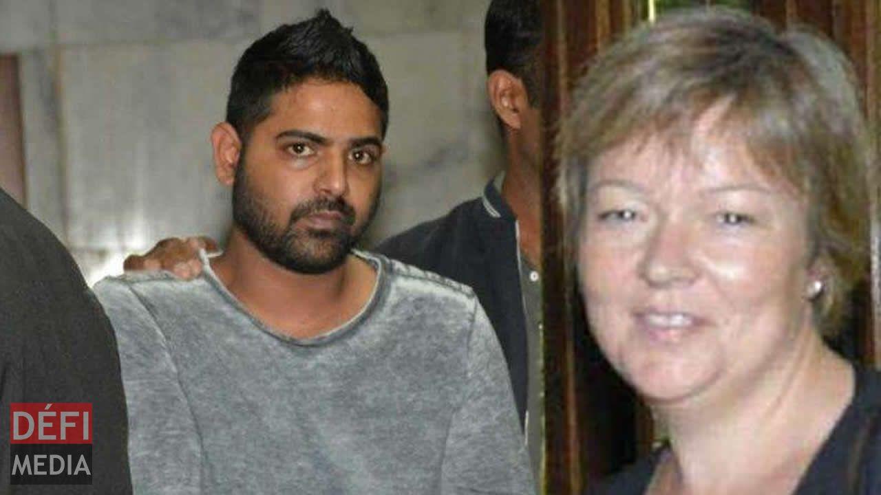 Ravish Rao Fakhoo et Janice Farman