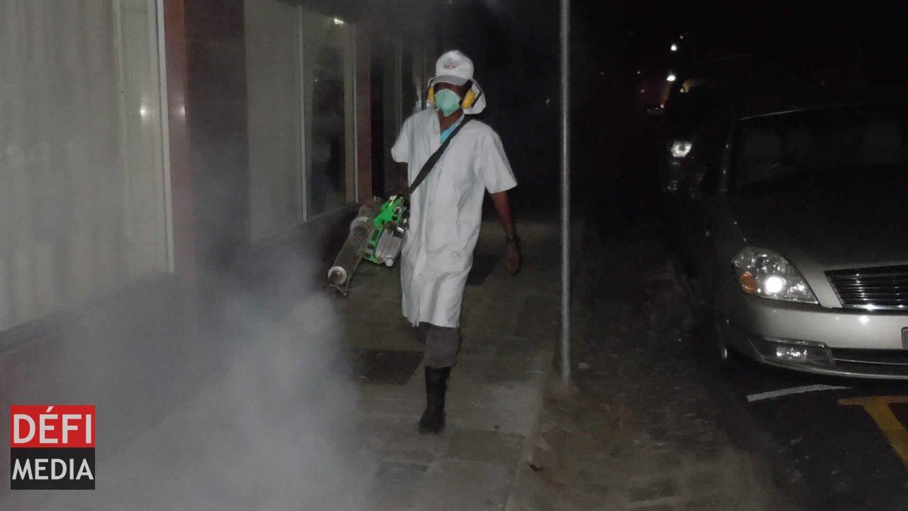 Cinq cas de dengue rapportés à Maurice - Le Defi Media Group