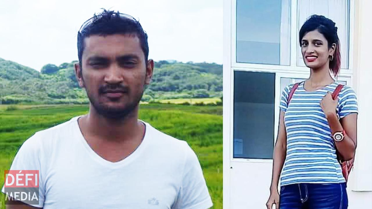 Mithileshwarsingh Abhishek Dhunsoo et Sarah Benazir Gheesa
