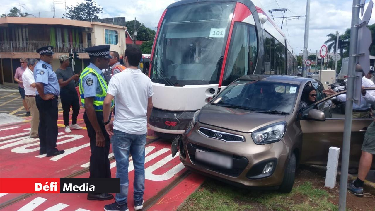 Metro Express impliqué dans six incidents