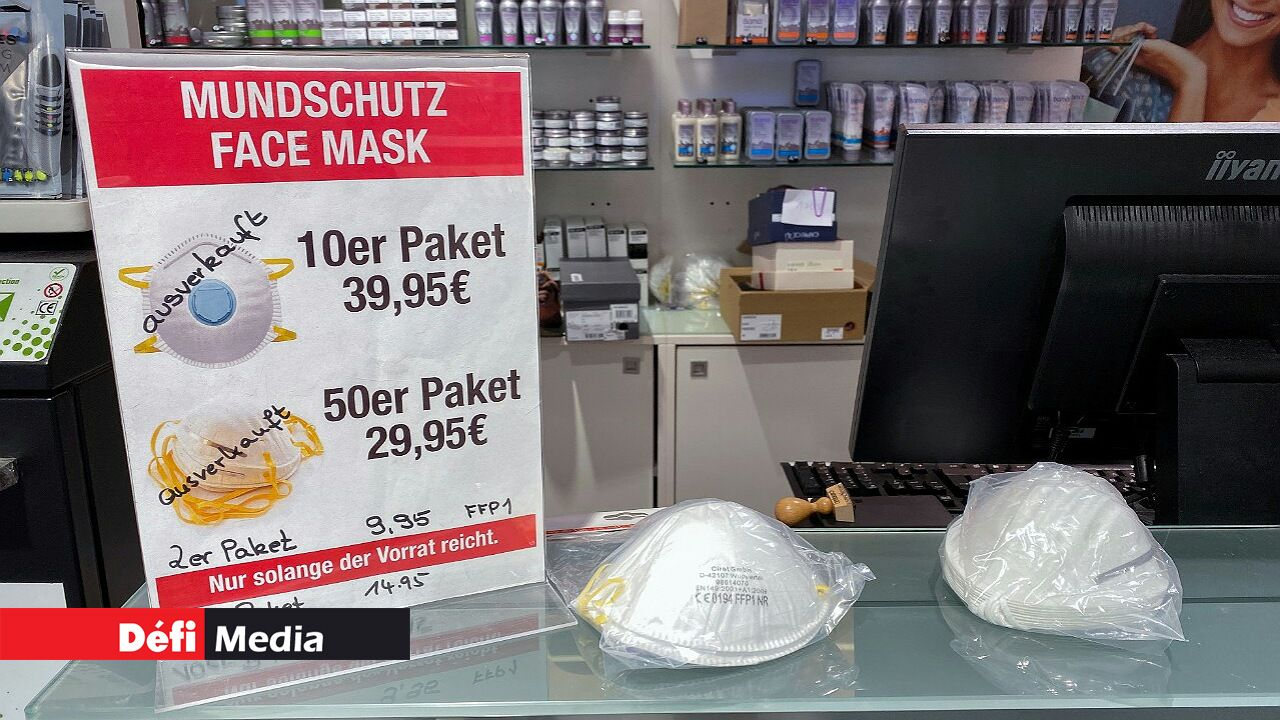 Le nombre de cas s'élève à 129 — Coronavirus en Allemagne