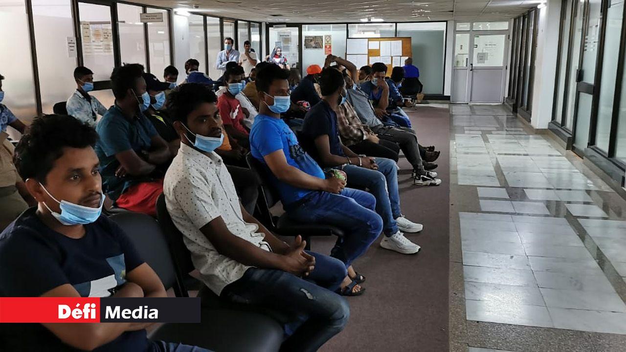 31 ouvriers clandestins arrêtés : «Nous avons eu des renseignements auprès du public…», explique l'ASP Boodhram