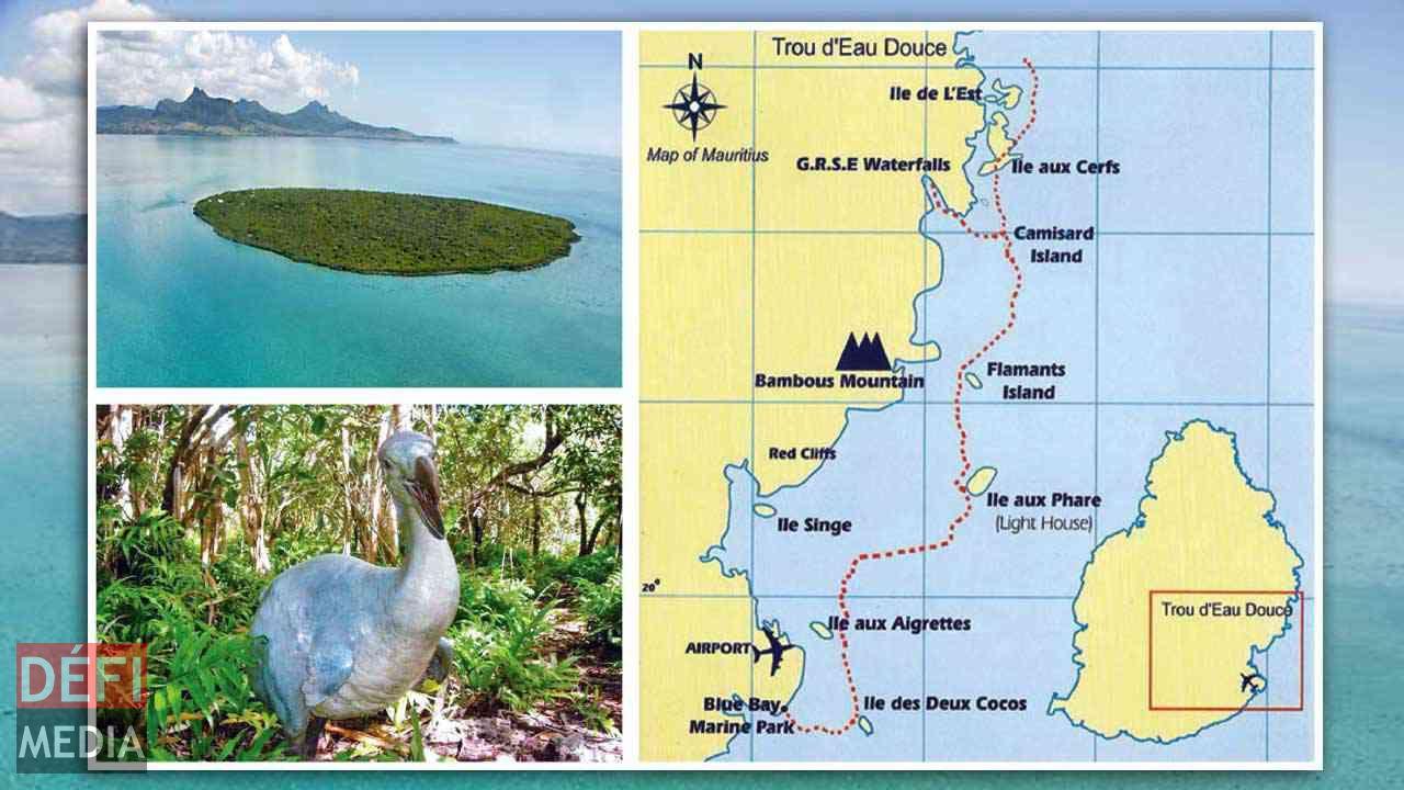 Ile aux Aigrettes: A green haven unique to Mauritius