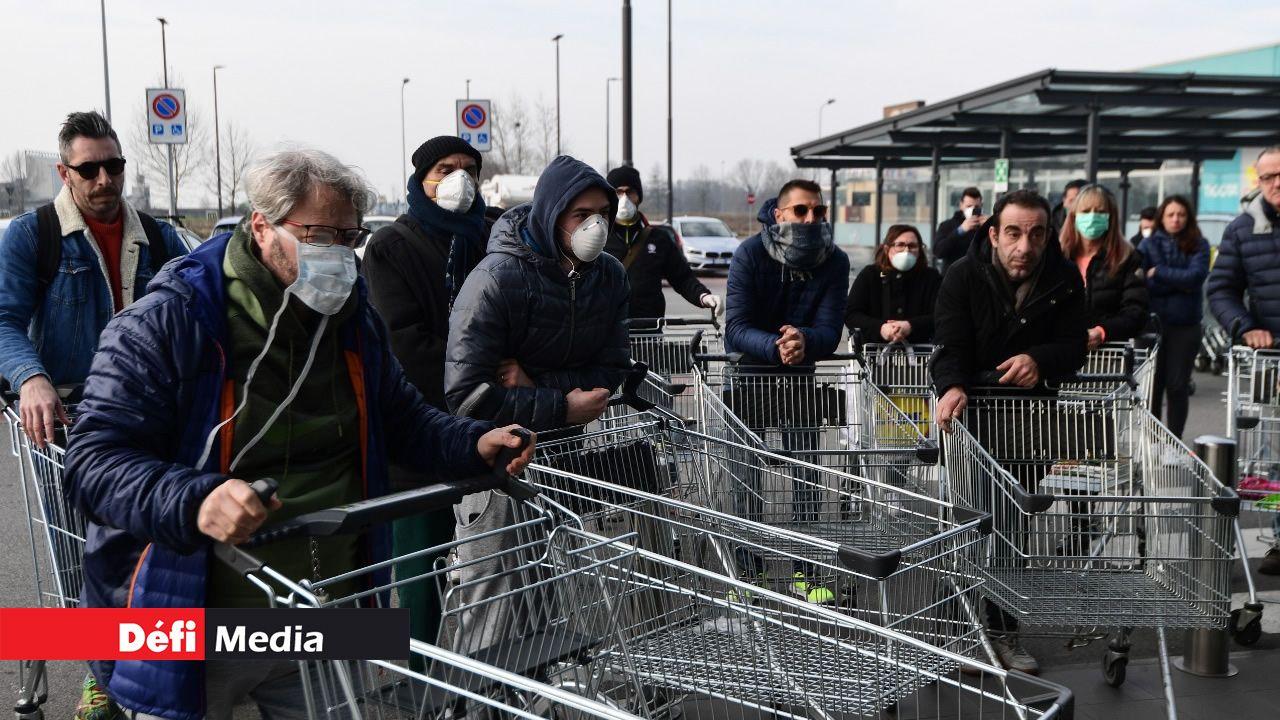 Coronavirus, le cas des masques italiens bloqués en Turquie éclate: ce serait plus de 200 mille