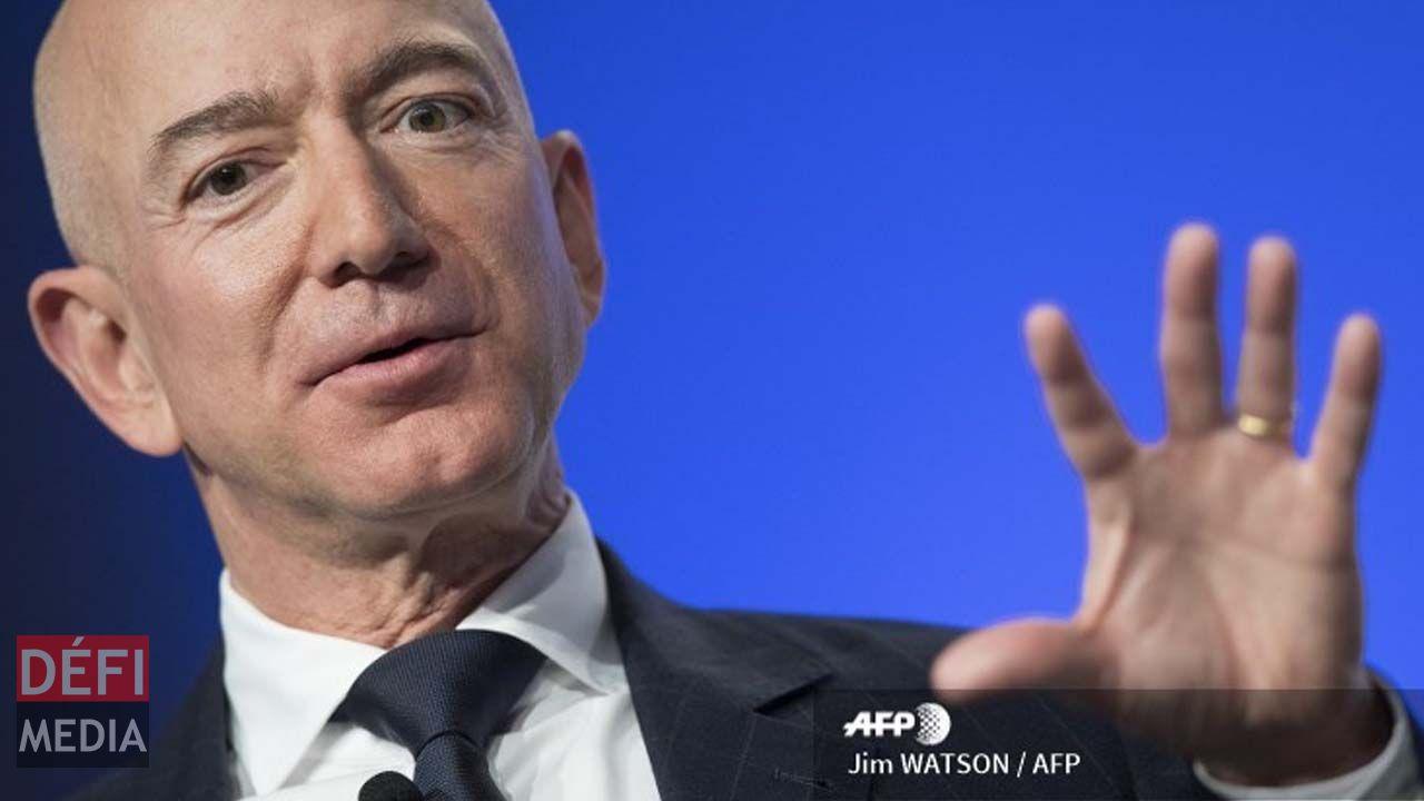 Combien recevrait l'épouse du fondateur d'Amazon à l'issue de son divorce?