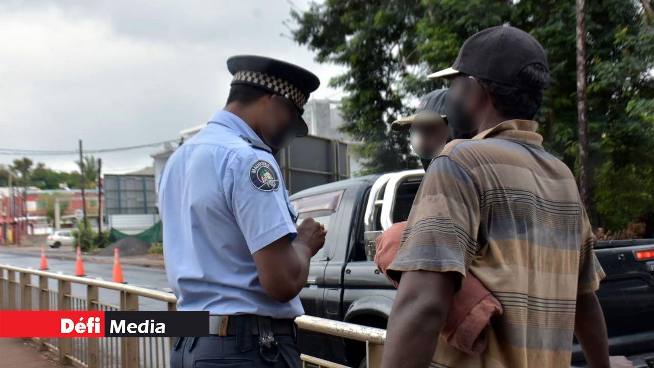 Non-Port du masque : 51 personnes verbalisées ce mardi