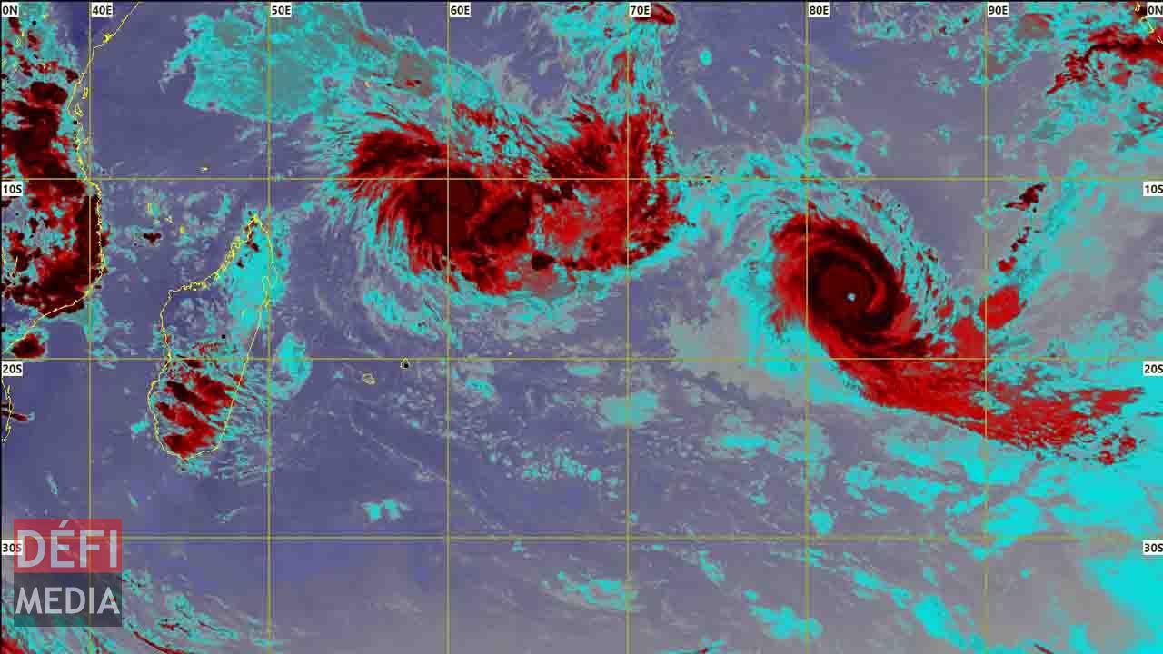 Cilida devient tempête tropicale modérée — Météo