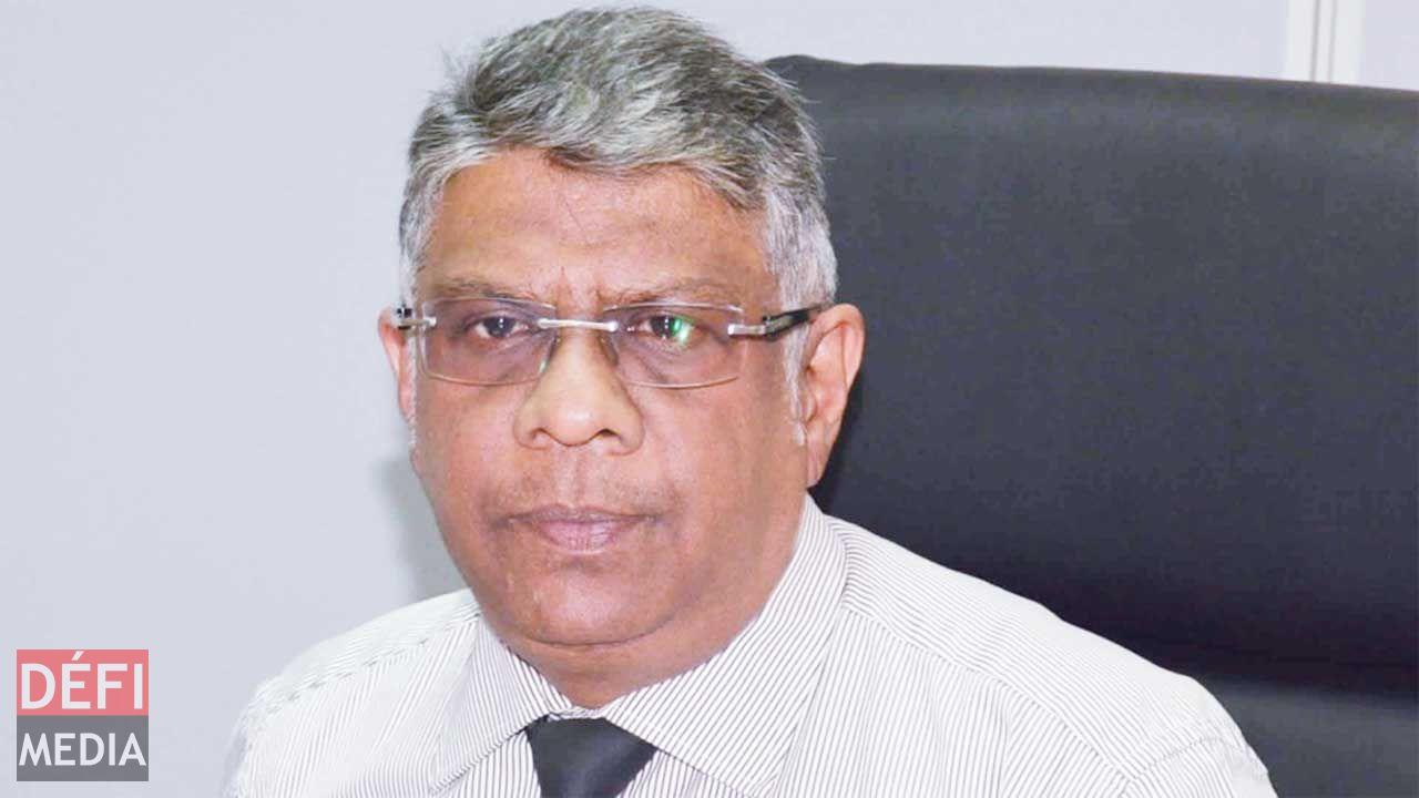 Mr Ashit Gungah