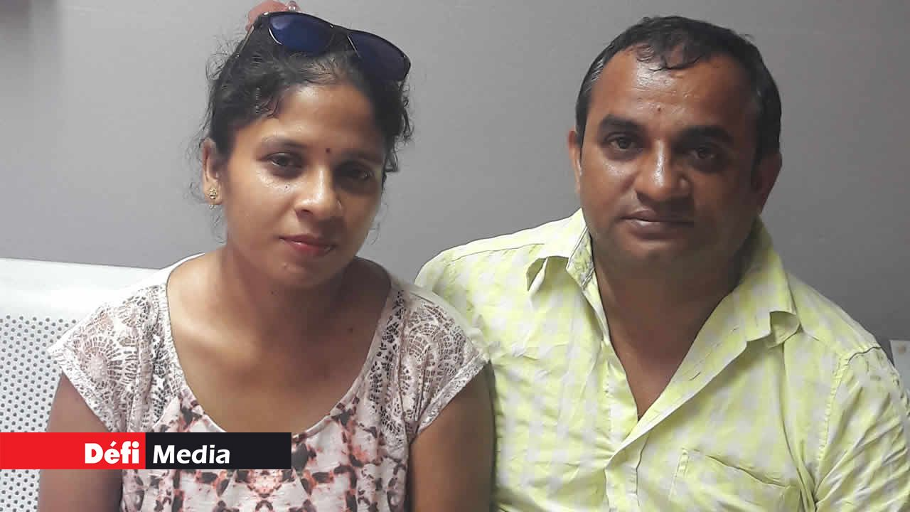 Reshma et Ashok Kumar.
