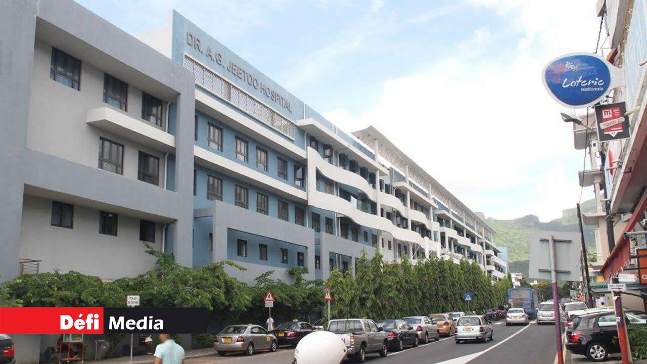 Hôpital Dr A.G.Jeetoo