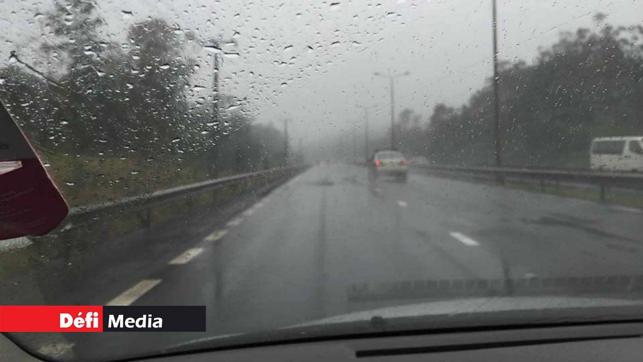 Météo : temps pluvieux ce lundi