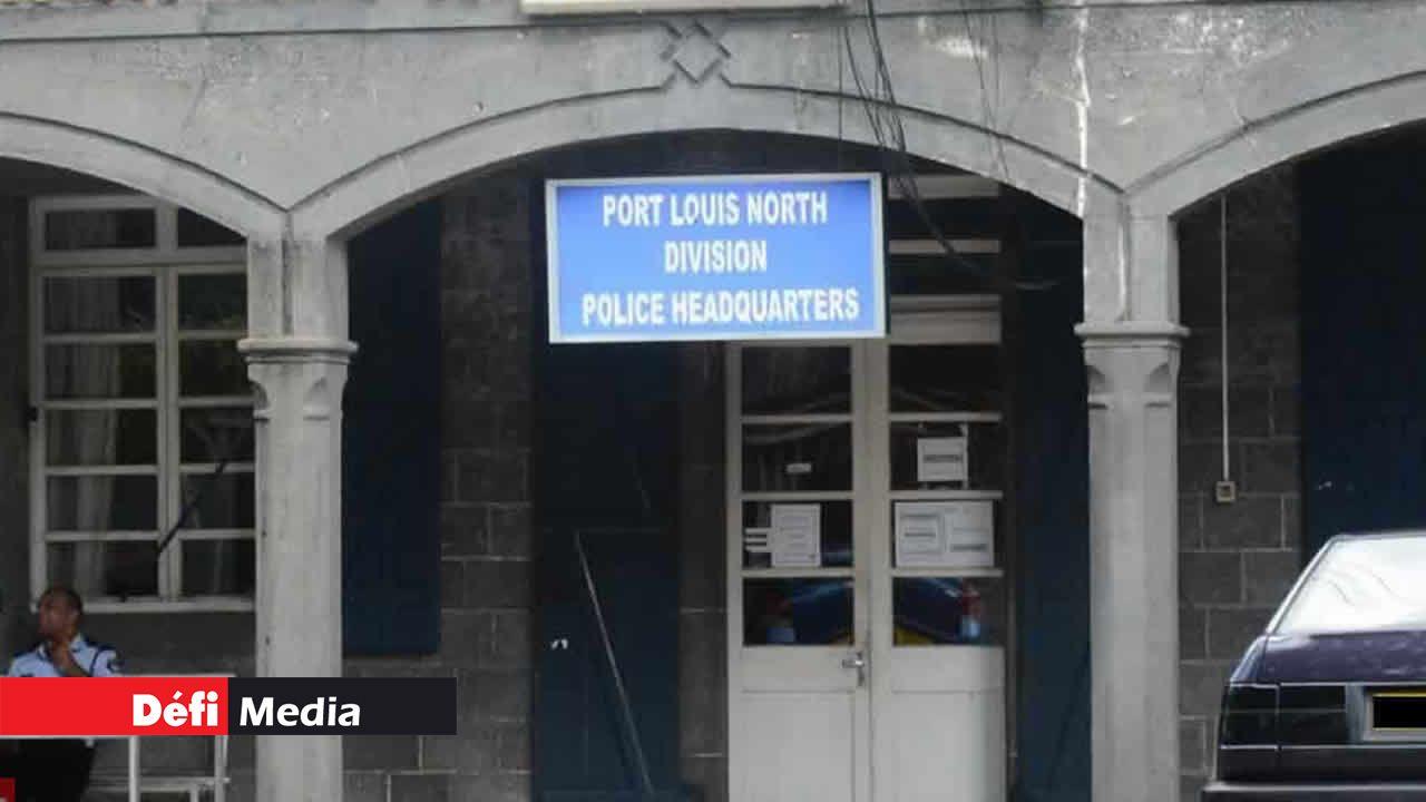 La police criminelle de Port-Louis Nord