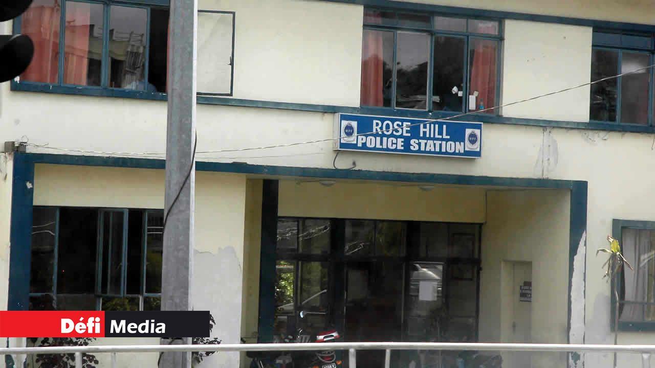 police de rose hill