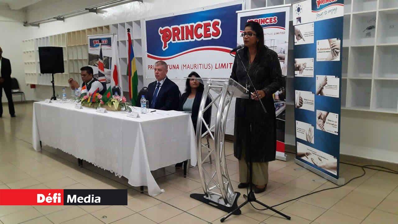 Princes Tuna Ltd